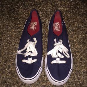 Navy Blue Keds Kickstart ⚓️